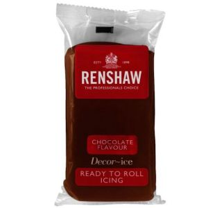 Renshaw Decor-Ice - Chocolate Flavour - 250g